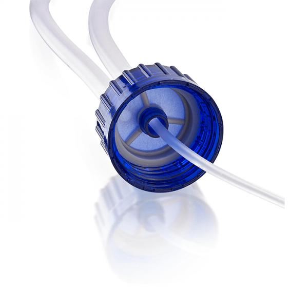 30081 - Schraubverschluss mit Mikronfilter für Einmal-Jetkanalschlauch (24h)